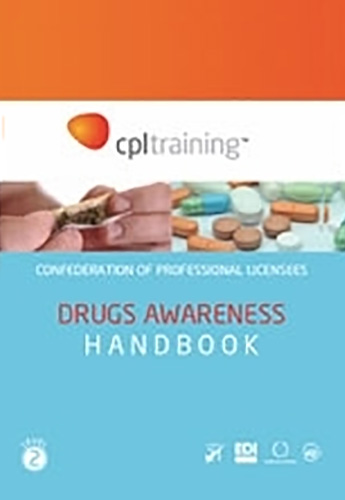 Drugs Awareness Handbook cover