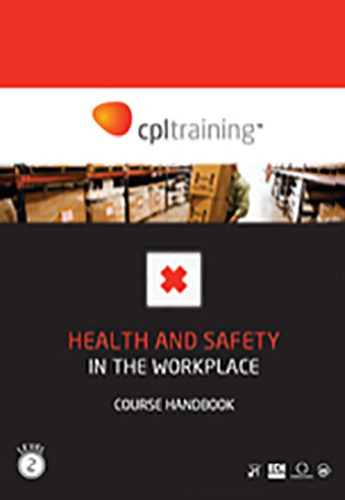 Health and Safety Handbook cover
