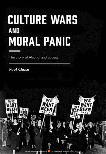 Paul Chase  Culture Wars and Moral Panic cover